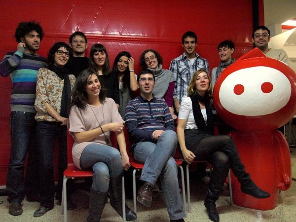 Equipo de Social Media de Elogia en España