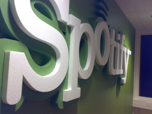 Spotify by Sorosh