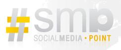 Logo de Social Media Point