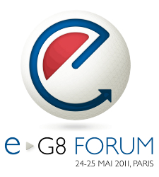 Logo de eG8