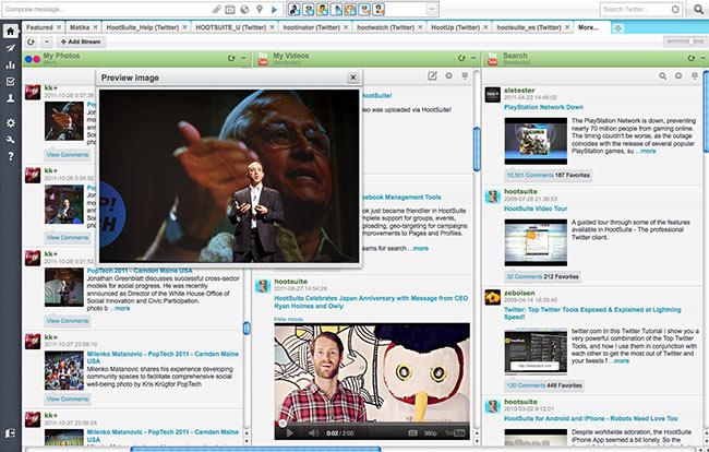 Imagen del Hootsuite App Directory