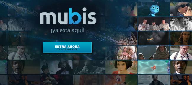 Mubis red social cine