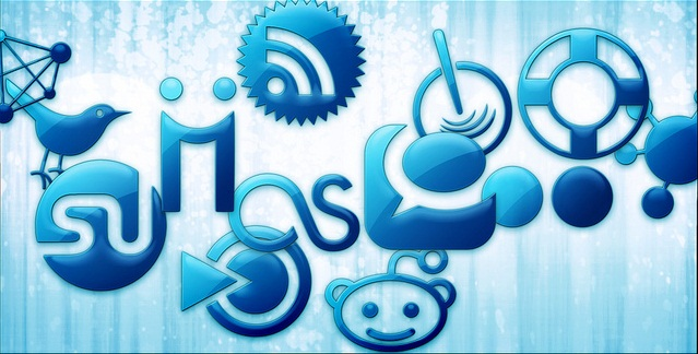 Social Media by webtreats