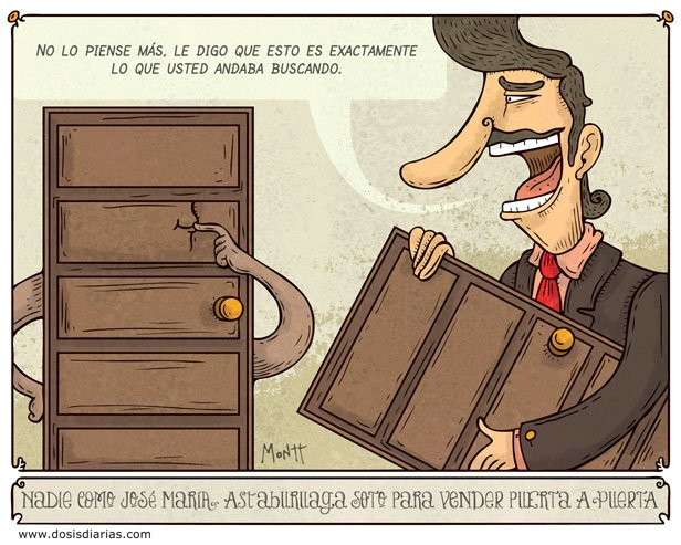 puertaapuerta @albertomontt