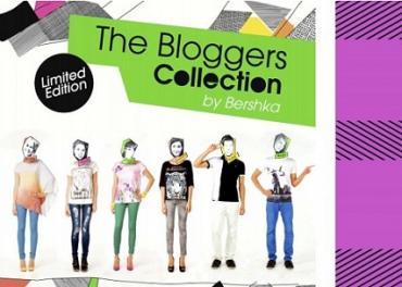 Inditex Bershka Bloggers Collection (Bershka)