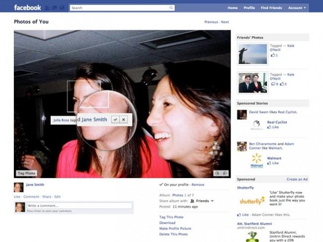 Eliminar etiquetas en facebook