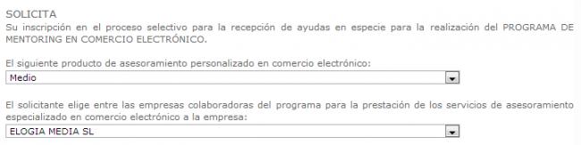 El siguiente producto de asesoramiento personalizado en comercio electrónico: