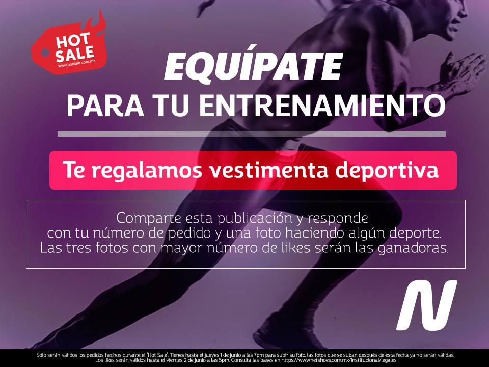 Hot Sale Netshoes Sorteo