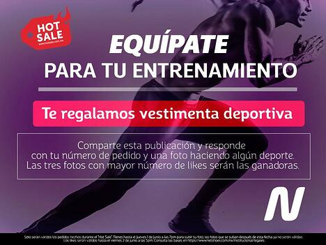 Hot Sale Netshoes Sorteo