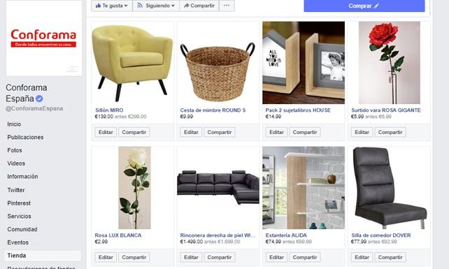 conforama-facebook-commerce