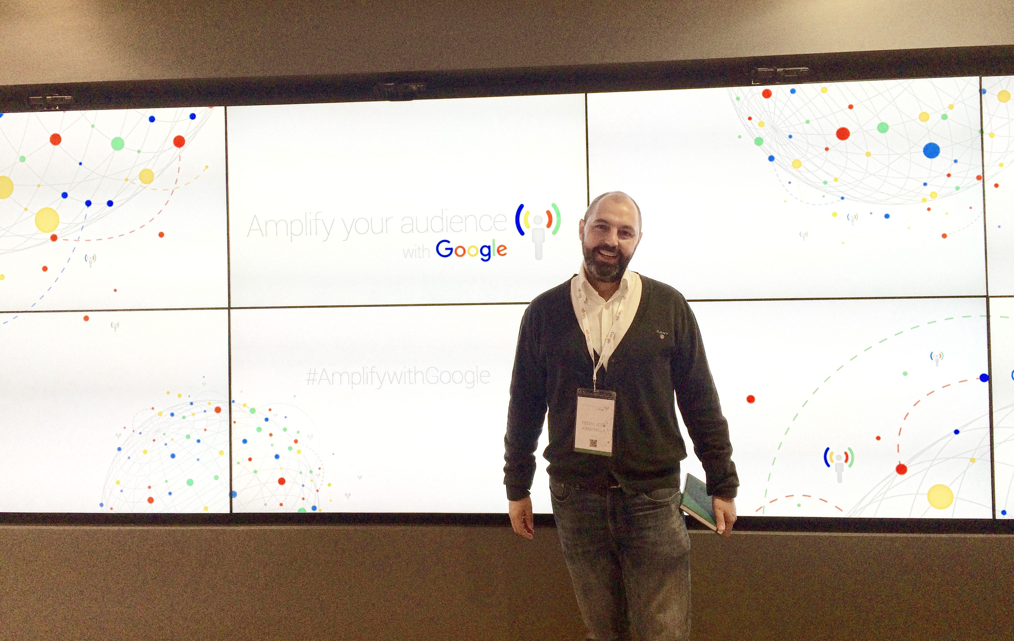 amplify your audience with google