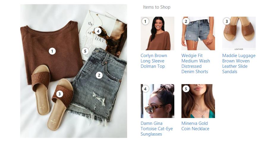 Social Commerce-Instagram Shoppin-versiónDesktop