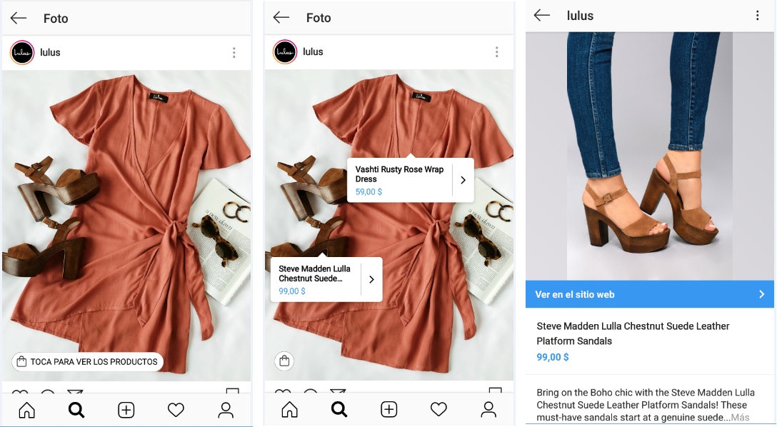 Social Commerce-escaparate-InstagramShopping