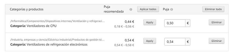 anuncios categoria productos amazon ads anuncios