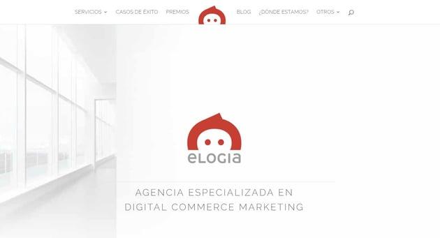 elogia mejor agencia digital commerce marketing