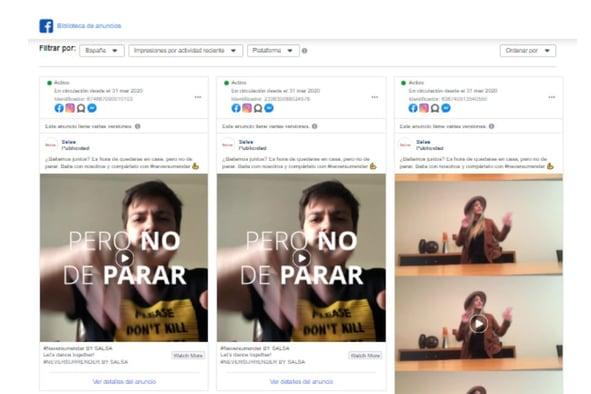espiar compentencia anuncios facebook