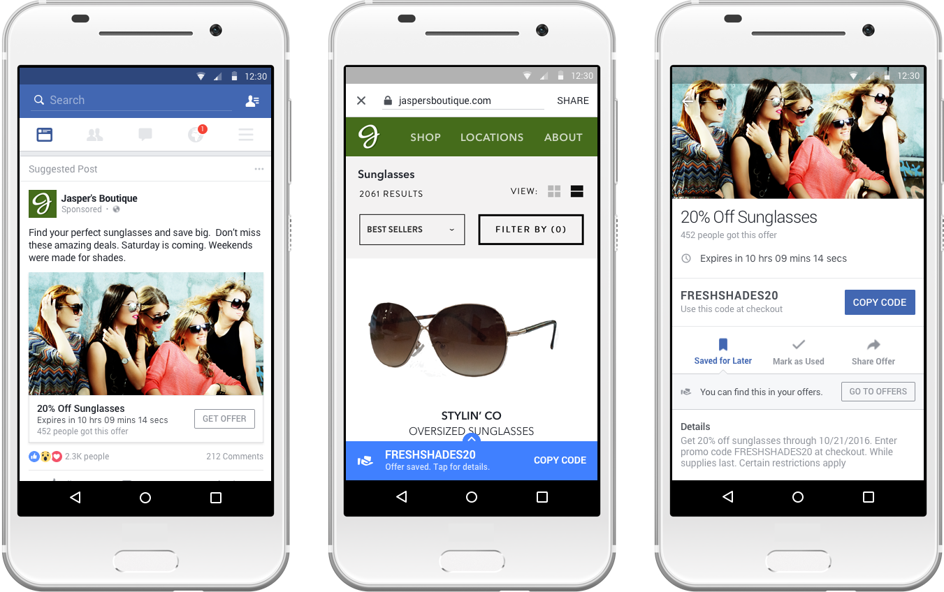 facebook-offers-social-commerce