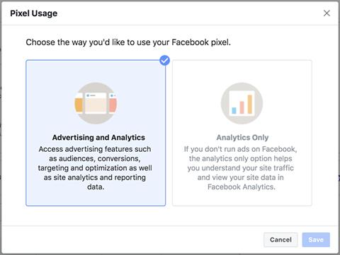 pixel de facebook -elogia