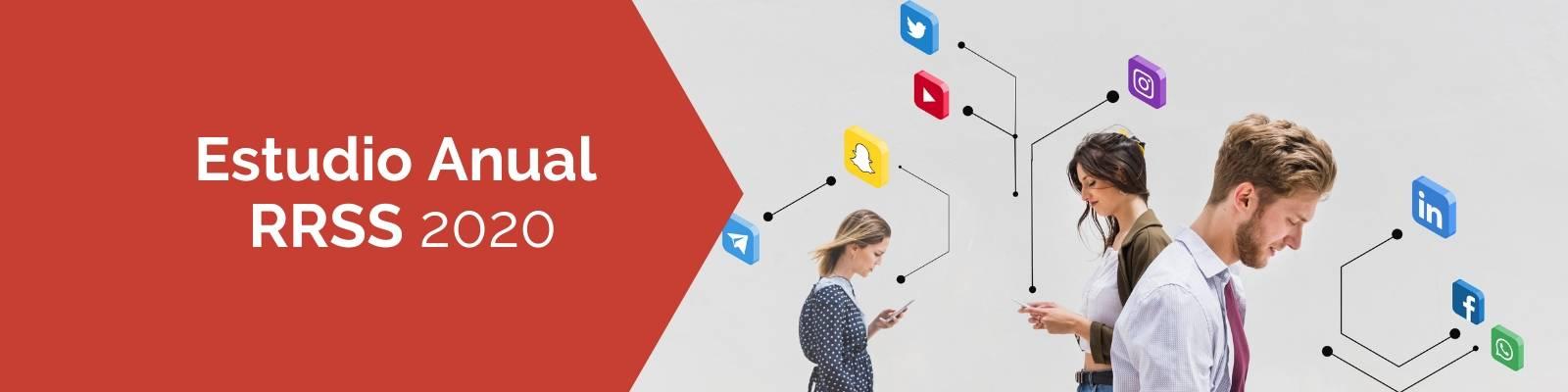 Claves del Estudio de Redes Sociales IAB 2020 by Elogia